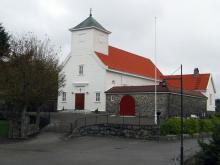 Blomvåg Kirke