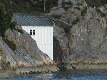 Utsikt fra Tellnes kai