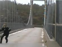 Tofterøy Bru - Stormen
