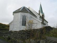 Gamle Hjelme Kyrkje