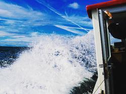 Båt i Telavåg