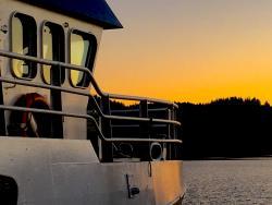 Båt i Porsvika