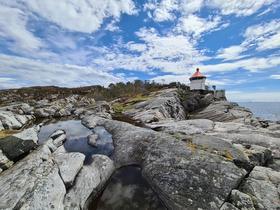 Rubbegarnståna på Hellesøy