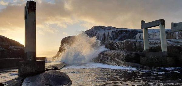 Bølgekraftverket i Øygarden