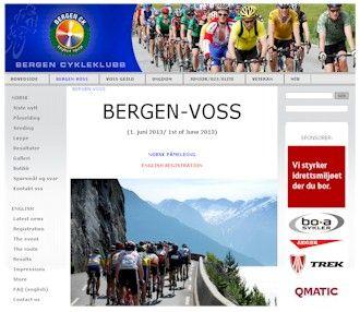 Bergenvoss.no  - Sykkelritt