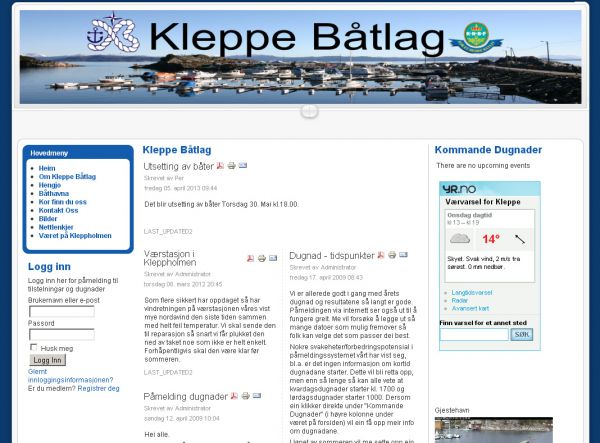 Kleppe Båtlag