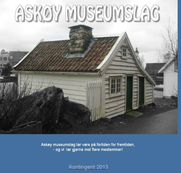 Askøy museumslag