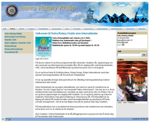 Sotra Rotary Klubb