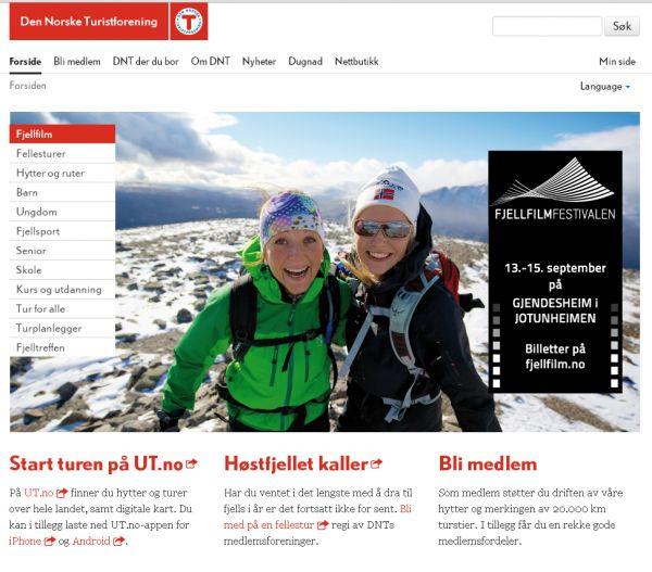 Den Norske Turistforeningen