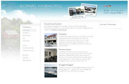 Blomvåg Fjordhotell