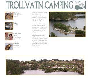 Trollvatn Camping