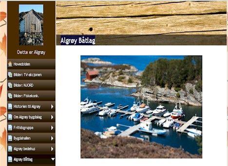 Algrøy Båtlag