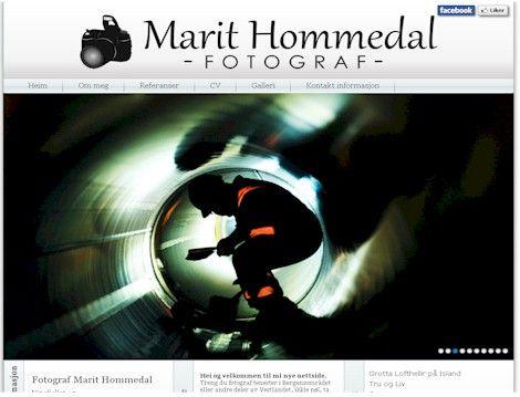 Fotograf Marit Hommedal