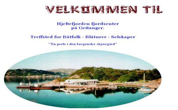 Hjeltefjorden Fjordsenter
