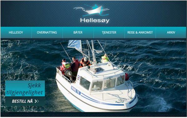 Destination Hellesøy AS