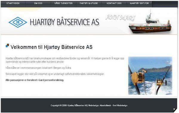 Hjartøy Båtservice AS