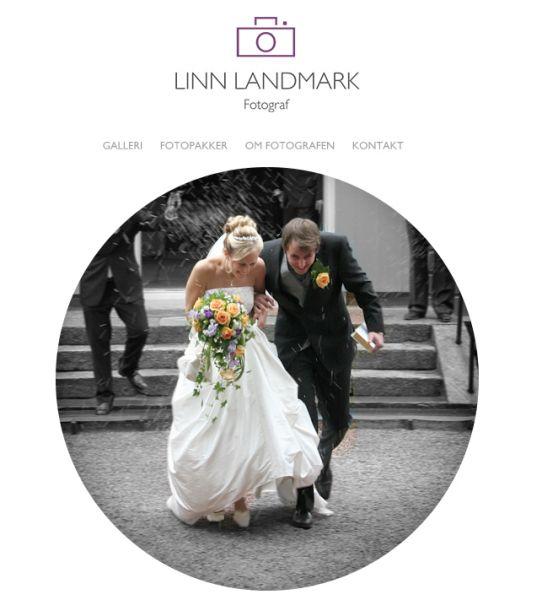 Fotograf Linn Landmark.