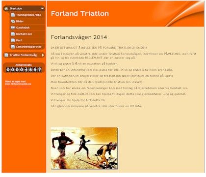 Forland Triatlon