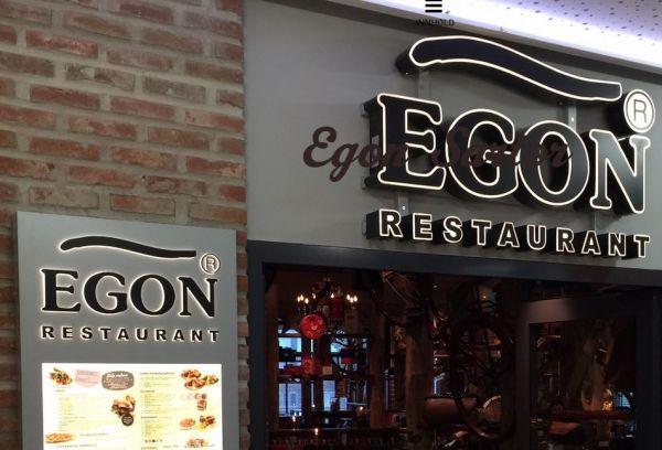 Egon Restaurant Sartor