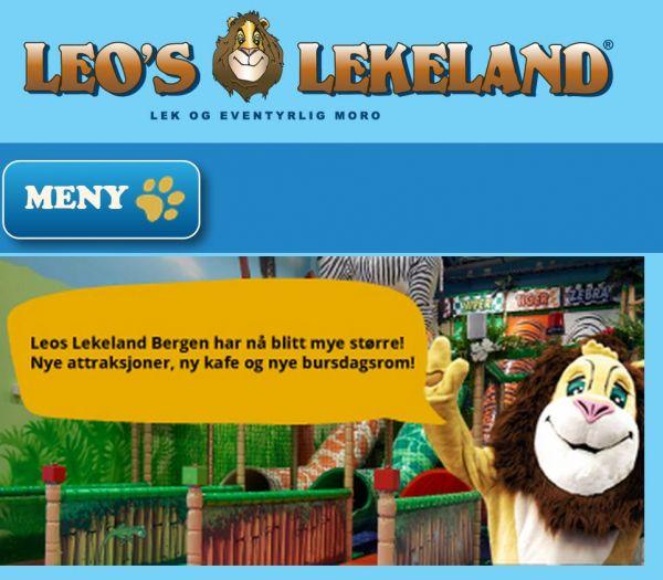 Leo's Lekeland Bergen