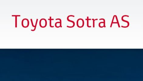 Toyota Sotra AS