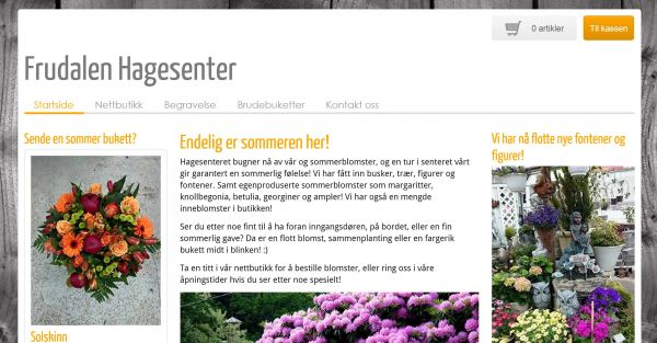 Frudalen Hagesenter AS