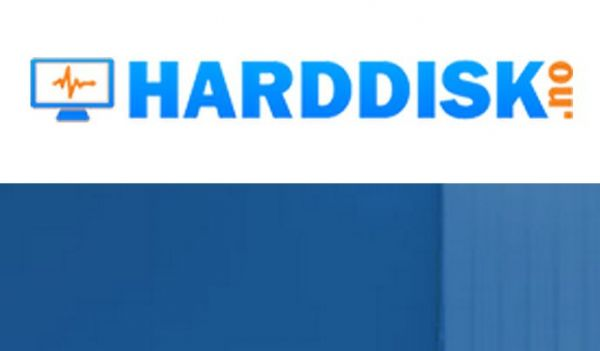Harddisk Datapartner AS
