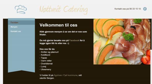 Nøttveit Catering