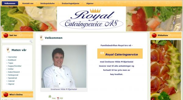 Royal Cateringservice AS
