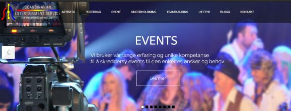 Scandinavian Entertainment Service