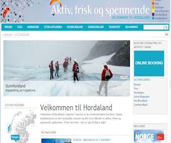 Visit Hordaland