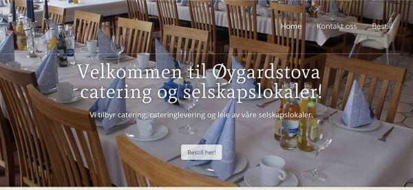 Øygardstova Catering og Selskapslokaler AS