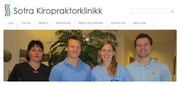 Sotra Kiropraktor Klinikk