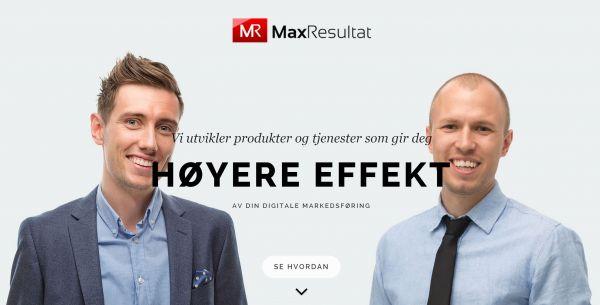 Max Resultat.no