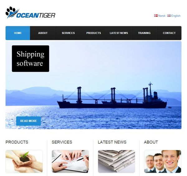 Oceantiger Software