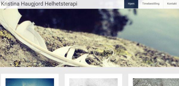 Kristina Haugjord Helhetsterapi