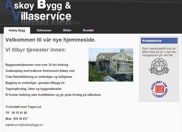 Askøy Bygg & Villaservice