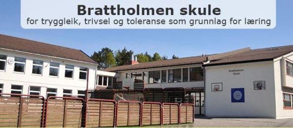 Brattholmen skule