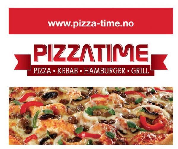 Pizzatime Sund Senter