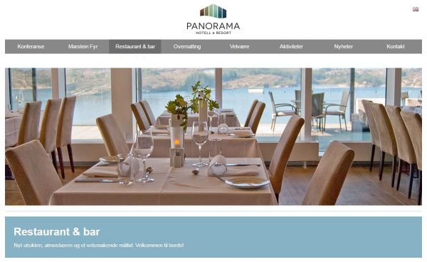Panorama Restaurant og Bar