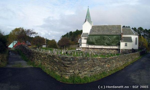 Hjelme Gamle kyrkje