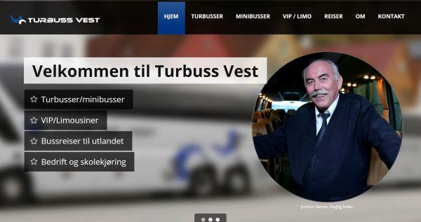 Turbuss Vest AS