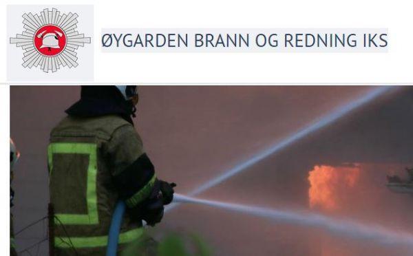 Øygarden brann og redning IKS