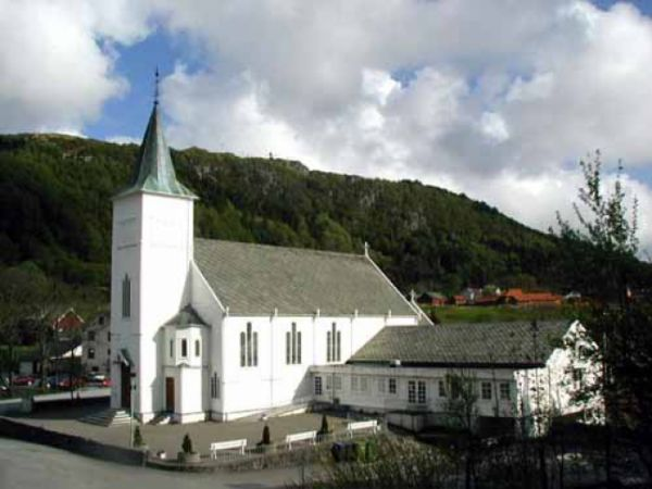 Fjell kyrkje