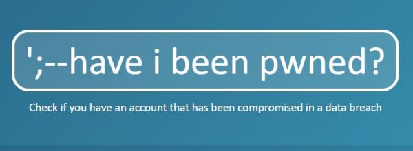 Haveibeenpwned.com