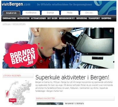 Barnas Bergen.no