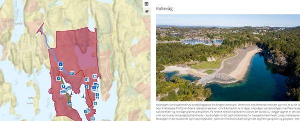 Kollevåg badestrand & friluftsområde