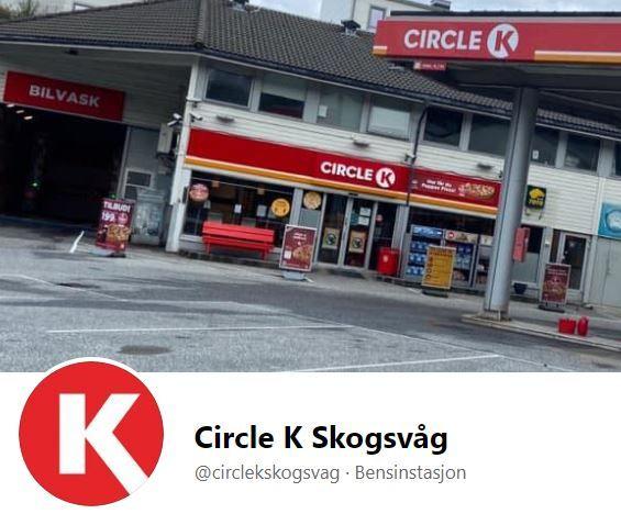 Circle K Skogsvåg