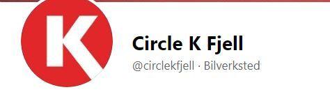 Circle K Fjell