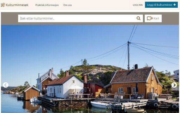 Kulturminnesøk.no